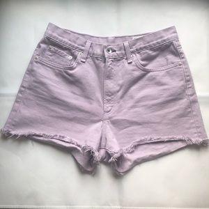 Rag and bone shorts 28